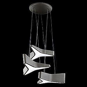 Trimini LED Cluster Pendant Light by Swarovski