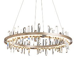 Solitude Circular LED Pendant