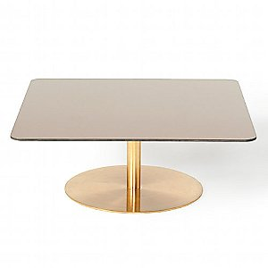 Flash Square Table by Tom Dixon