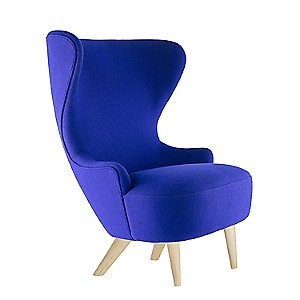 Wingback Micro Lounge Chair by Tom Dixon
