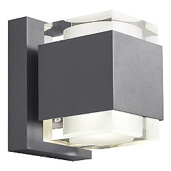Voto 8 LED Outdoor Wall Light