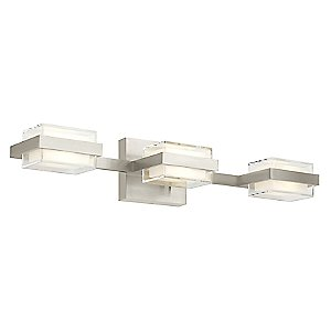 Kamden 3-Light Bath Bar by Tech Lighting