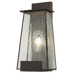 Bistro Dawn Outdoor Wall Light