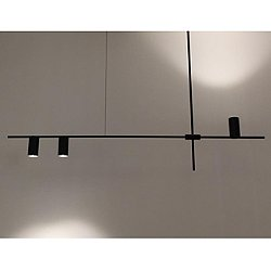 Tribes 4 LED Linear Suspension Light