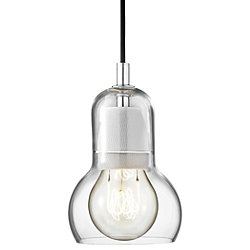 Bulb SR1 Mini Pendant - UL Listed (Black) - OPEN BOX RETURN