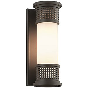 McQueen Outdoor Wall Sconce by Troy Lighting