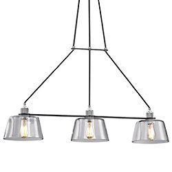 Audiophile Linear Suspension Light