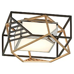 Cubist Flush Mount Ceiling Light