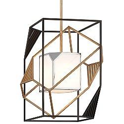 Cubist Pendant Light