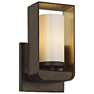 Escape Wall Sconce by Troy Lighting