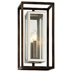 Morgan Framed Outdoor Wall Light