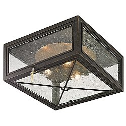 Randolph Outdoor Flush Mount Ceiling Light