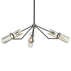 Raef 3-Light Pendant Light