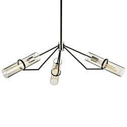 Raef 3-Light Pendant Light