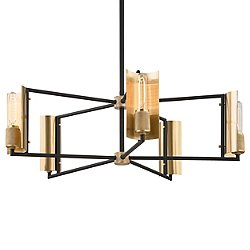 Emerson Five Light Chandelier