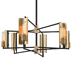 Emerson Six Light Chandelier