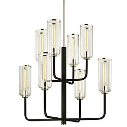 Aeon 8-Light Chandelier by Troy Lighting - OPEN BOX RETURN