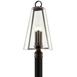 Adamson Outdoor Post Light