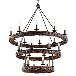 Nest Multi-Tier Chandelier