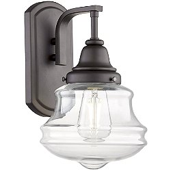 Salem Outdoor Wall Sconce