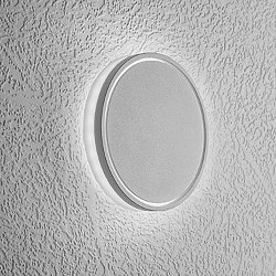 Alume LED Round Wall Sconce