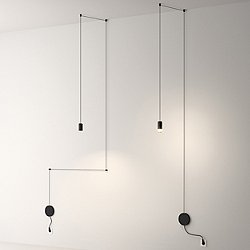 Wireflow Plug-In LED Pendant