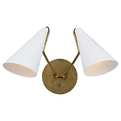 Clemente Double Wall Sconce