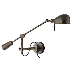 RL 67 Boom Arm Wall Sconce