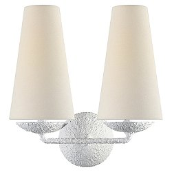 Fontaine Double Wall Sconce