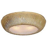 Utopia Round Flush Mount Ceiling Light