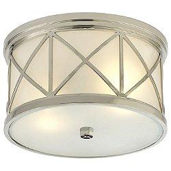 Montpelier Flush Mount Ceiling Light