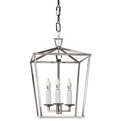 Darlana Mini Lantern Pendant Light