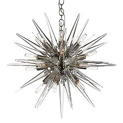 Quincy Sputnik Pendant Light