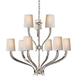 Ruhlmann 2 Tier Chandelier