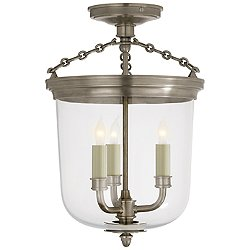 Merchant Semi-Flush Mount