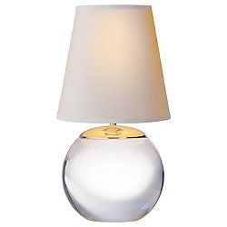 Terri Round Accent Lamp (12.5 Inch) - OPEN BOX RETURN