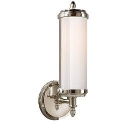 Merchant Wall Sconce (Polished Nickel) - OPEN BOX RETURN