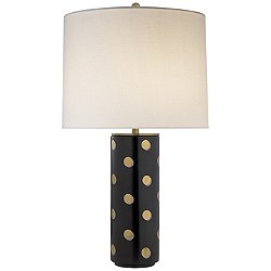 Pavillion Cylinder Table Lamp