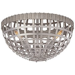 Mill Flush Mount Ceiling Light