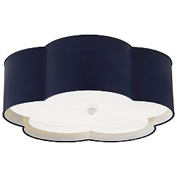 Bryce Flower Flush Mount Ceiling Light