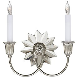 Huntingdon Double Wall Sconce
