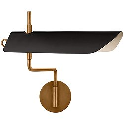 Miles Swing Arm Wall Sconce