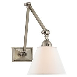 Jane Swing Arm Wall Sconce