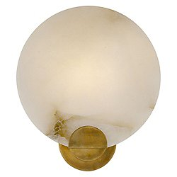 Iveala Wall Sconce (Antique Brass) - OPEN BOX RETURN