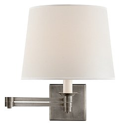 Evans Swing Arm Wall Sconce