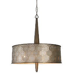 Iconic Drum Pendant Light