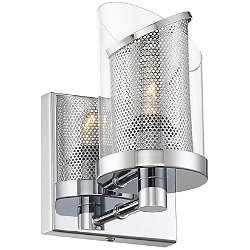 So Inclined Wall Sconce