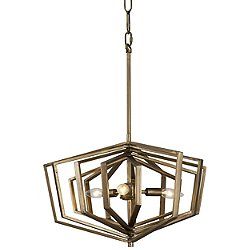 Gymnast Pendant Light