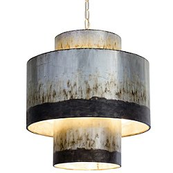 Cannery Four Light Tall Pendant Light