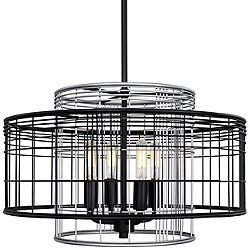 Vivienne Four Light Round Pendant Light